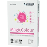 Steinbeis Kopierpapier MagicColour gelb Nr. K2001555080A A4 80g PA 500 Blatt