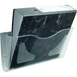 Deflecto Prospekthalter DocuPocket quer Nr. cp074 381x105x175cm transparent