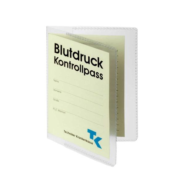 Durable Ausweishülle transparent A7 2138-19 148 x 105mmLasche rechts/links