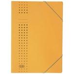 Elba Chic Eckspanner A4 gelb Karton 400010054 450g/m² ca. 150 Blatt