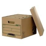 Bankers Box Archivbox Earth Series Nr. 4470601. 32.5x26x37.5cm braun