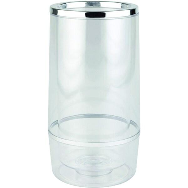 APS Flaschenkühler 36032 12x23cm Kunststoff transparent