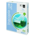 Inacopia Kopierpapier office A4 75g weiß Nr. 20807510001 PA 500 Blatt