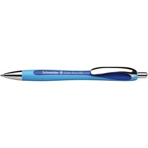 Schneider Kugelschreiber Slider Rave XB Nr. 132503 blau Schaft: cyan/blau