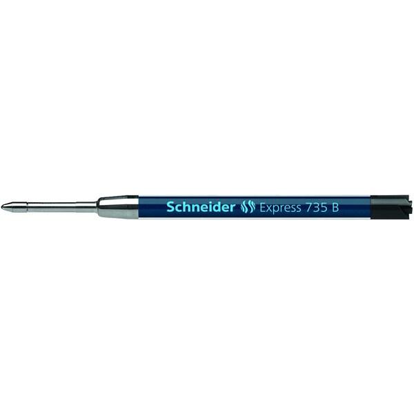 Schneider Kugelschreibermine Express 735 Nr. 7371 B schwarz G2 Großraum