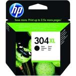 HP Tintenpatrone N9K08AE#UUS Nr.304XL 300Seiten schwarz