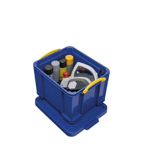 Really Useful Box Aufbewahrungsbox Nr. 35B 39x48x31cm 35 Liter