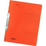 Falken Einhakhefter A4 orange kfm. Heft. Nr. 80000870 250g m² voller Deckel