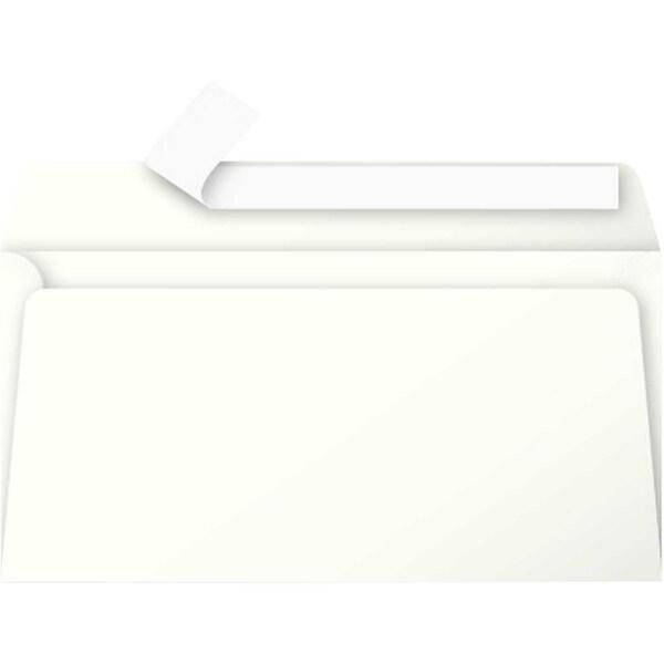 Clairefontaine Briefumschlag DL haftkle- bend PA 20 Stelfenbein o.Fenster 120g