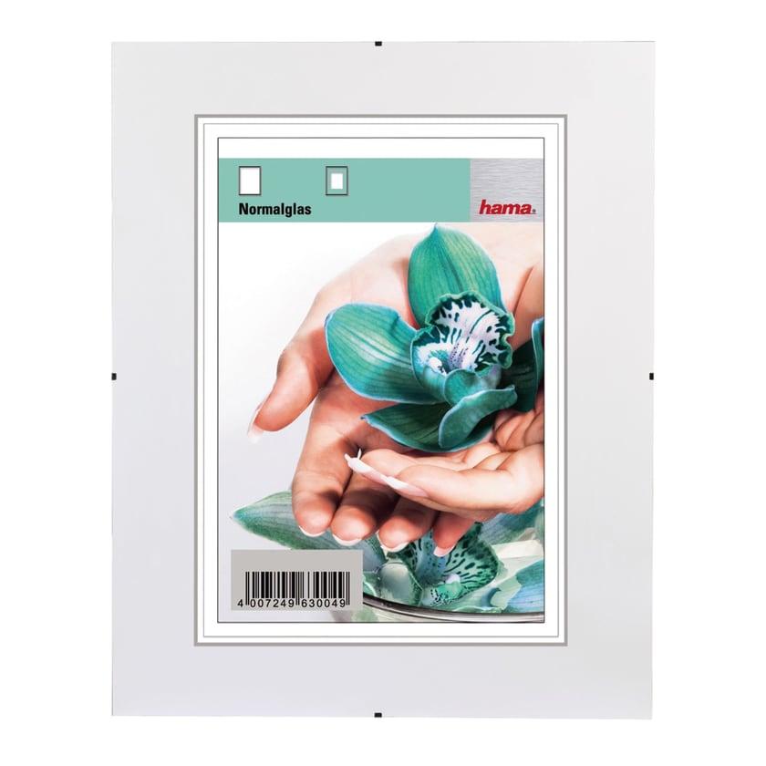 Hama Rahmenloser Bildhalter Clip-Fix Reflex 40X50Cm