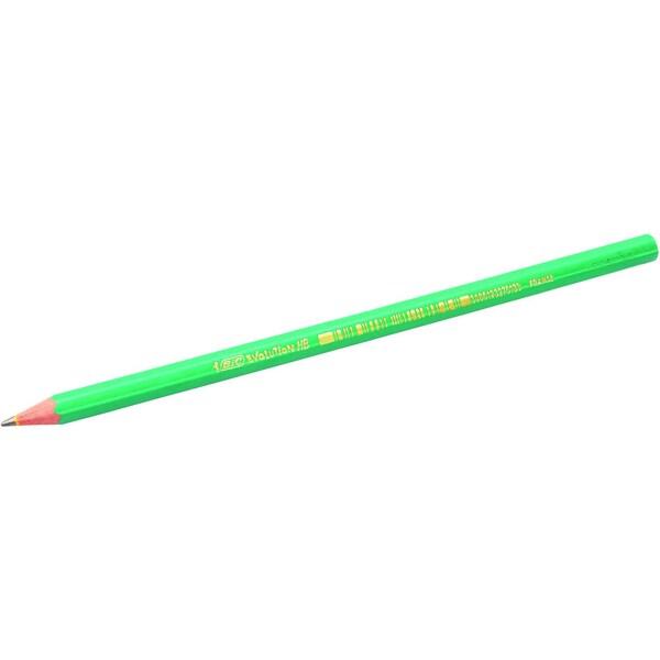 Bic Bleistift ECOlutions Evolution 650 Nr. 880311 HB Schaft türkis 6-kant