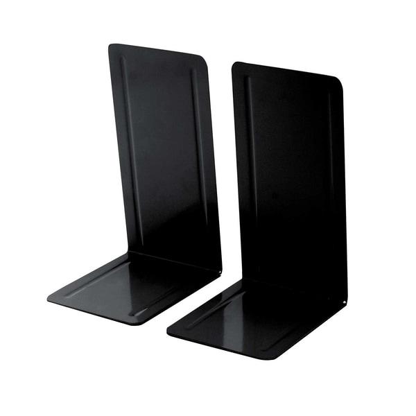 Buchstütze Metall 14.5x12.7x24cm L Form Nr. 170463790 schwarz PA 2Stück