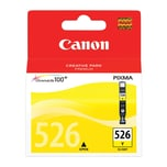 Canon Tintenpatrone CLI526Y 4543B001AA f. iP4850 MG8150 gelb