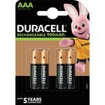 Duracell Akku PreCharged Micro AAA Nr. DUR203822. HR03. 850mAh. 1.2V. PA= 4Stk
