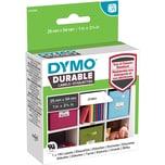 Dymo Adressetikett 1976411 weiß PA 160 Etiketten/Rolle 25x54mm