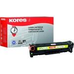 Kores Toner G1236RBG wie HP CF212A 131A 1.800Seiten gelb