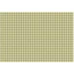 BRUNNEN Karteikarte A5 quer kariert gelb Nr. 102250210. PA= 100Stk . 180g