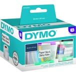 Dymo Vielzweck-Etikett S0722540 weiß PA 1.000 Etiketten/Rolle 57x32xmm
