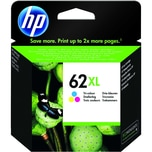 HP Tintenpatrone C2P07AE Nr.62XL 415Seiten c/m/y