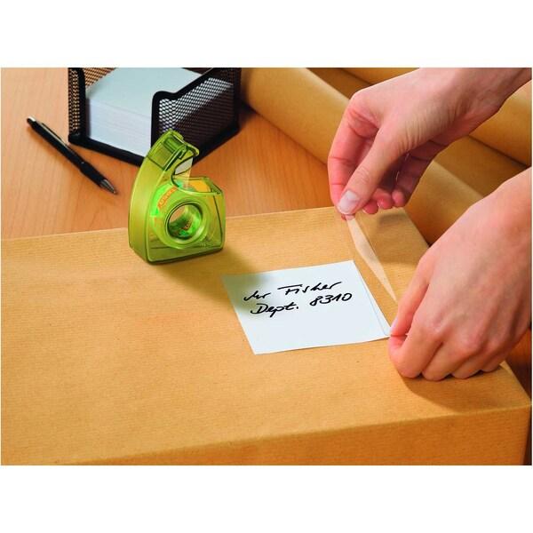 tesa Handabroller Easy Cut ecoLogo grün Nr. 57956 bis 19mmx33m ungefüllt