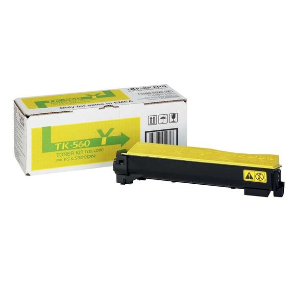 Kyocera Toner Kit TK560Y 1T02HNAEU0 f. FSC5300DN 10.000S. gelb