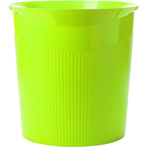 HAN Papierkorb Loop lemon 13 Liter Nr. 18140-50 Höhe: 29cm konisch