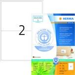 Herma Adressetikett 10830 DIN A4 naturweiß 200 St./Pack.