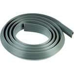 Hama Kabelkanal Flexkanal 00020595 180/3/10cm silber
