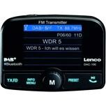 Lenco Radio DAC-100 2323580 FM-Transmitter DAB+ Bluetooth sw