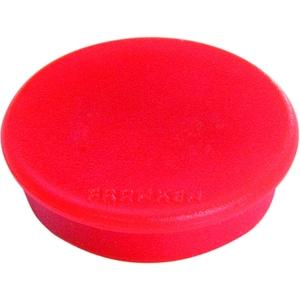 Franken Magnet rot Nr. HM3001 Ø 32mm Haftkraft 08kg