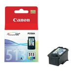 Canon Tintenpatrone CL513 2971B001 Inh.13ml farbig