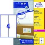 Zweckform Adress-Etikett Nr. L7169-100 PA 400 Stück 991x139mm