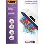 Fellowes Laminierfolie Enhance A4 80mic Nr. 5452101 PA 100Stk matt