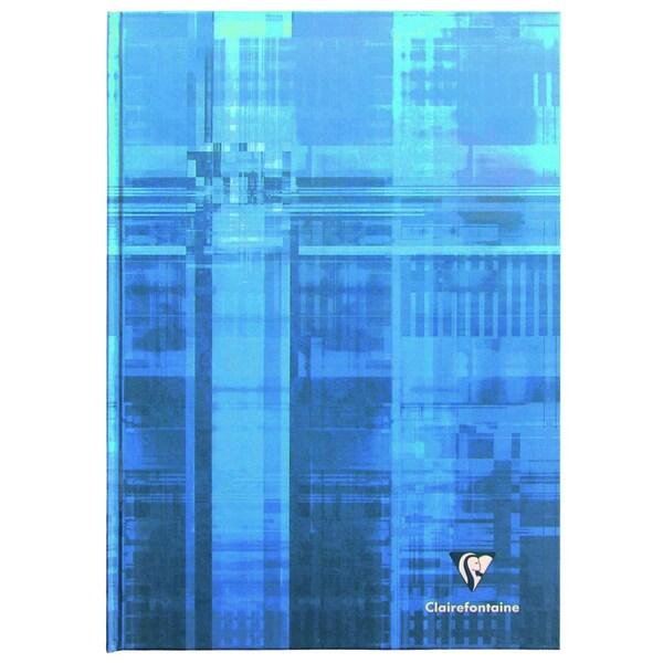 Clairefontaine Kladden A4 kariert 96Bl. Nr. 90420C starker Deckel Einband blau