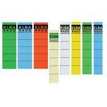 Elba Rückenschild breit/kurz grün/weiß 100420947 sk PA 10Sthandbeschreibbar