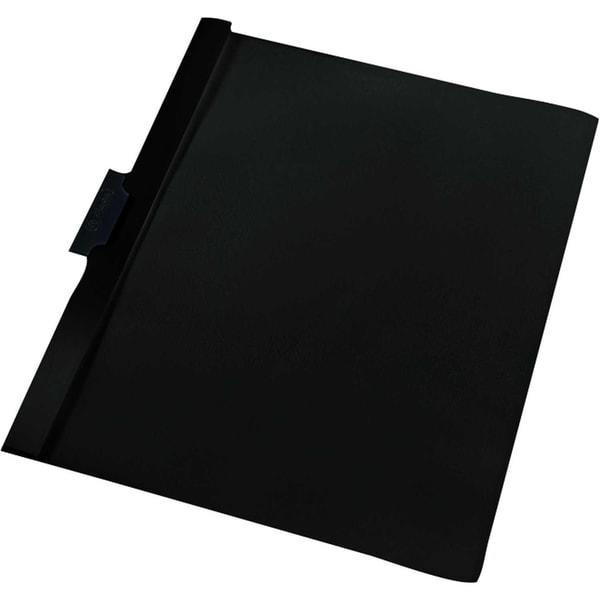 AS Klemmhefter 60 Blatt schwarz