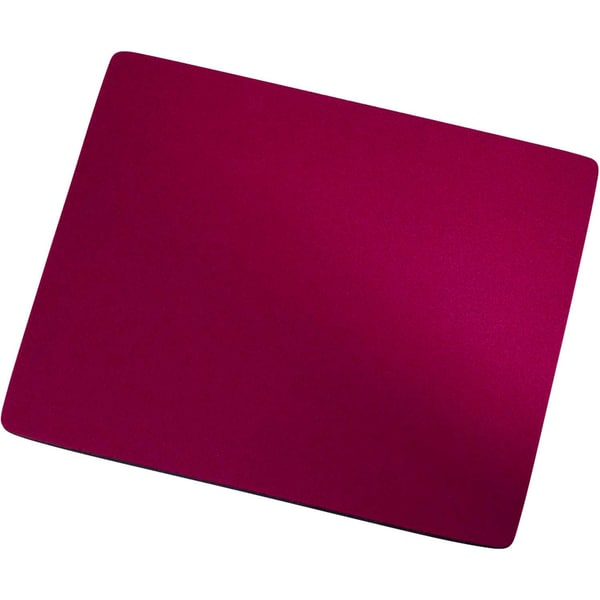 Hama Mauspad Textil antistatisch rot Nr. 00054767 22x03x18cm rutschfest