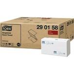 Tork Papierhandtücher Universal 23x23cm hochweiß Nr. 290158. PA= 15x 300 Blatt