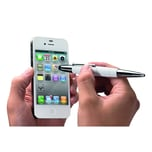 Wedo Multifunktionsstift 2:1 26125000 Touch Pen Pionieer weiß