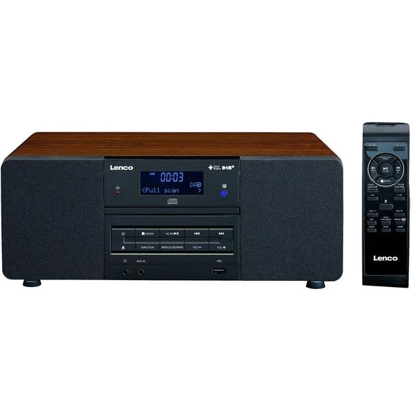 Lenco Radio DAR-050 DAB+ 2219536 wood