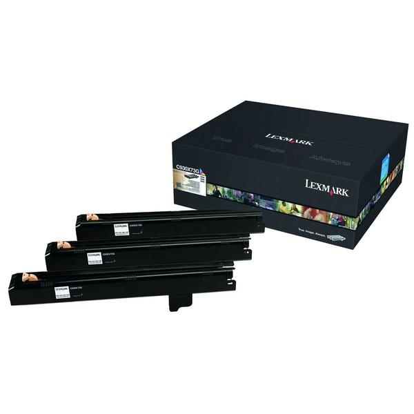 Lexmark Photoleiter C930X73G 44.000Seiten c/m/y 3 St./Pack.
