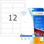 Herma Folien-Etikett Nr. 4574 weiß PA 240Stk 97x423mm
