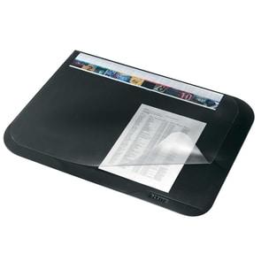 Leitz Schreibunterlage PVC schwarz Nr. 5312-9550x65cm Soft-Touch Abdeck.