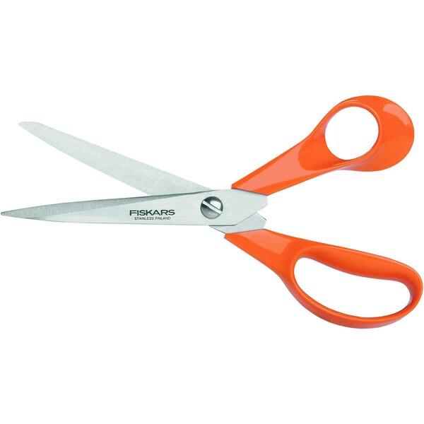 Fiskars Universalschere 21cm orange Nr. 9-9853 Rechtshänder