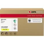 AgfaPhoto Toner APTHP342AE wie HP CE342A gelb