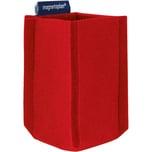 Magnetoplan Stiftehalter magnetoTray small 1227606 rot