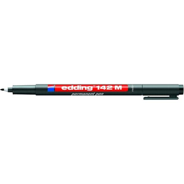 edding 143 B OHP-Marker permanent schwarz 1 mm