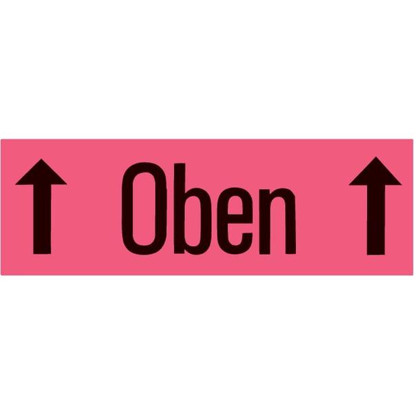 """Herma Versandzettel """"Oben"""" Nr. 6756 39x118mm PA 1.000Stück"""