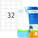 Herma Premium-Etikett Nr. 4200 weiß PA 800Stk 483x338 mm