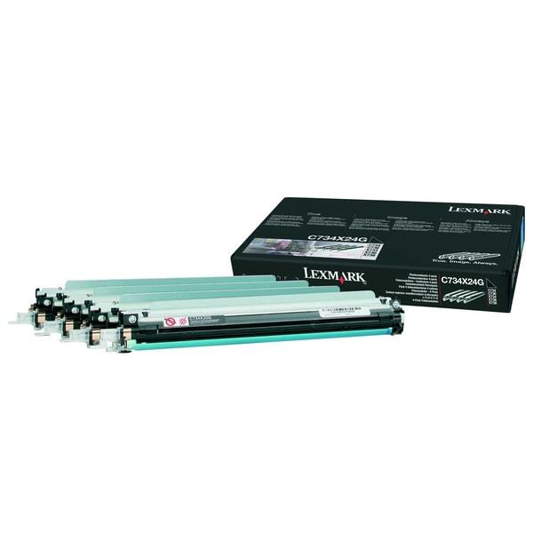 Lexmark Fotoleiter C734X24G 20.000Seiten sw/c/m/y 4 St./Pack.
